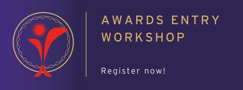 If you want to win, you need to attend the UOW Award Entry Workshop
