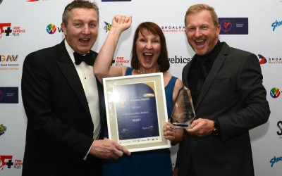 Congratulations to ABABY, winner of the Excellence in Small Business Award