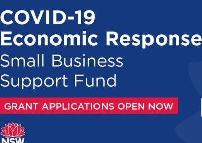 COVID-19 Support Grants